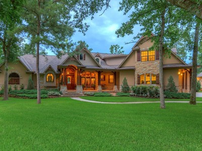 Maison unifamiliale for sales at 37118 Edgewater Drive   Pinehurst, Texas 77362 États-Unis
