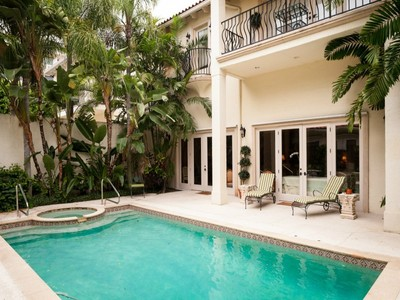 Townhouse for sales at 175 Sunset Ave   Palm Beach, Florida 33480 United States