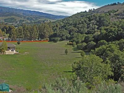 Land for sales at Beautiful Chamisal Property 151 Robley Road Salinas, California 93908 United States