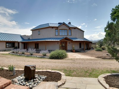 Single Family Home for sales at 145 General Goodwin  Santa Fe, New Mexico 87010 United States