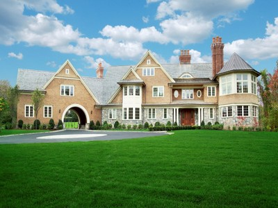 Single Family Home for sales at Private Estate off Round Hill 170 Old Mill Road Greenwich, Connecticut 06831 United States