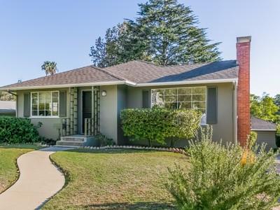 Single Family Home for sales at Samarkand Jewel 521 Alegria Road   Santa Barbara, California 93105 United States