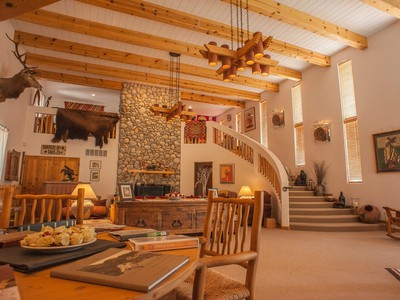 Farm / Ranch / Plantation for sales at Dripping Springs Ranch  Mountainair, New Mexico 87036 United States