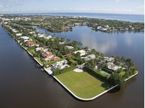 Land for sales at Everglades Island Land 757 Island Dr   Palm Beach, Florida 33480 United States