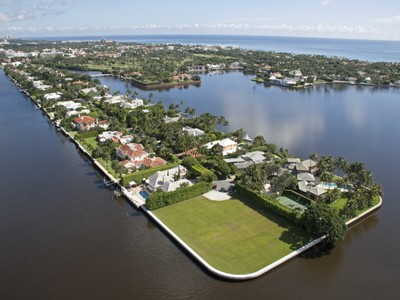 Land for sales at Everglades Island Land 757 Island Dr   Palm Beach, Florida 33480 Vereinigte Staaten