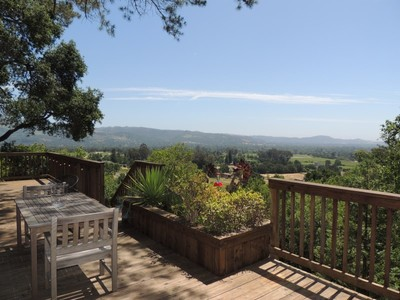 獨棟家庭住宅 for sales at Sweeping Views Across Valley 17862 Carriger Rd Sonoma, 加利福尼亞州 95476 美國