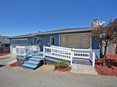 Single Family Home for sales at Contemporary Beach House 267 Young Circle Marina, California 93933 United States