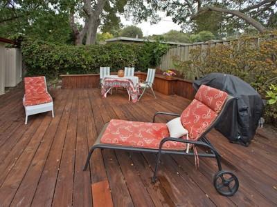 Vivienda unifamiliar for sales at Your Private Cottage 1210 Lincoln Avenue  Pacific Grove, California 93950 Estados Unidos