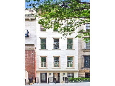 Townhouse for sales at 110 East 78th Street  New York, New York 10021 United States