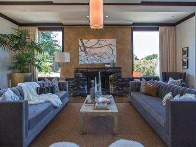 Casa Unifamiliar for sales at Modern Magnificence 726 Jacaranda Cir Hillsborough, California 94010 Estados Unidos