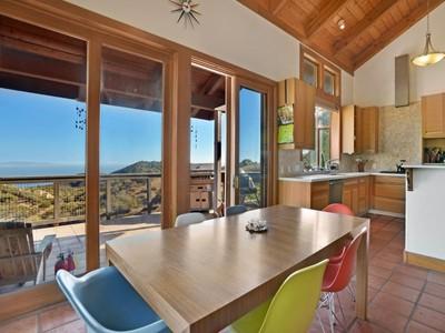 단독 가정 주택 for sales at Craftsman Gem with Views 2400 Tuna Canyon Road  Topanga, 캘리포니아 90290 미국
