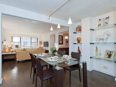Cooperativa for sales at Timeless Modernism in Sutton Place 420 East 55th Street Apt 12ab New York, Nova York 10022 Estados Unidos
