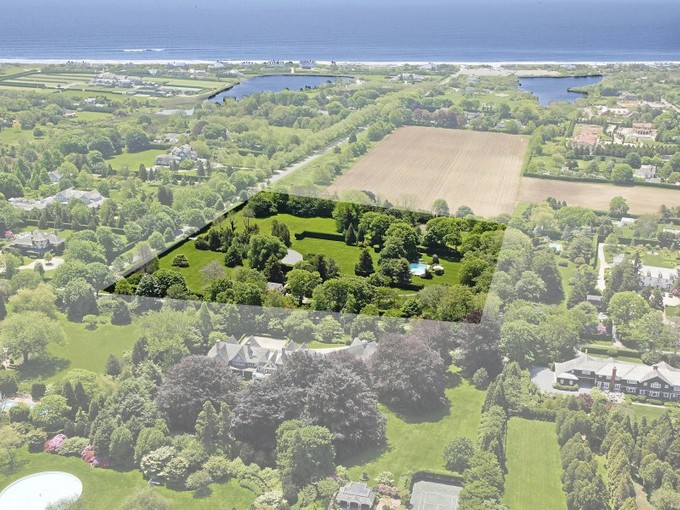Maison unifamiliale for sales at Villa Mille Fiore    Southampton, New York 11968 États-Unis