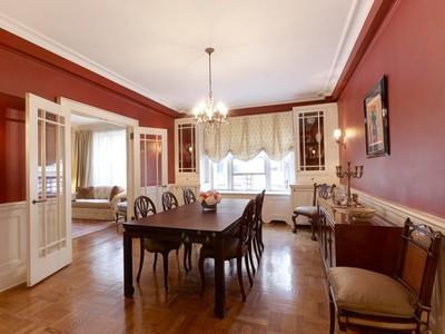 合作公寓 for sales at 180 Riverside Drive Unit 3C   New York, 纽约州 10024 美国