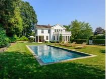 Einfamilienhaus for sales at Magnificent Greek Revival 94 Ocean Road  Bridgehampton South, Bridgehampton, New York 11932 Vereinigte Staaten
