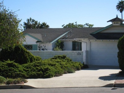 Single Family Home for sales at Mesa Oceanview Home 612 Surf View Drive   Santa Barbara, California 93109 United States