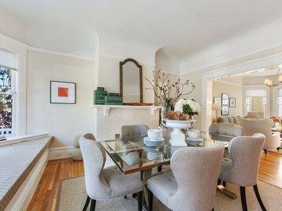 Single Family Home for sales at Cow Hollow Edwardian Home 3024 Pierce St  San Francisco, California 94123 United States