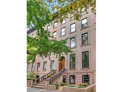 Einfamilienhaus for sales at Historic Brooklyn Heights Townhouse 89 Joralemon Street  Brooklyn, New York 11201 Vereinigte Staaten