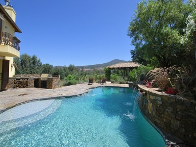 Land for sales at Tuscan Style Villa 2290 Loma Heights Road Napa, California 94558 United States