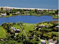 토지 for sales at Georgica Pondfront Lot With Permits 11 Chauncey Close   East Hampton, 뉴욕 11937 미국
