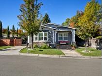 단독 가정 주택 for sales at East Side Charmer 1205 Brockman Ln   Sonoma, 캘리포니아 95476 미국