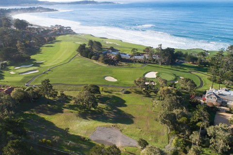 Land For At Two Lots On Pebble Beach Golf Links 3414 17 Mile Drive
