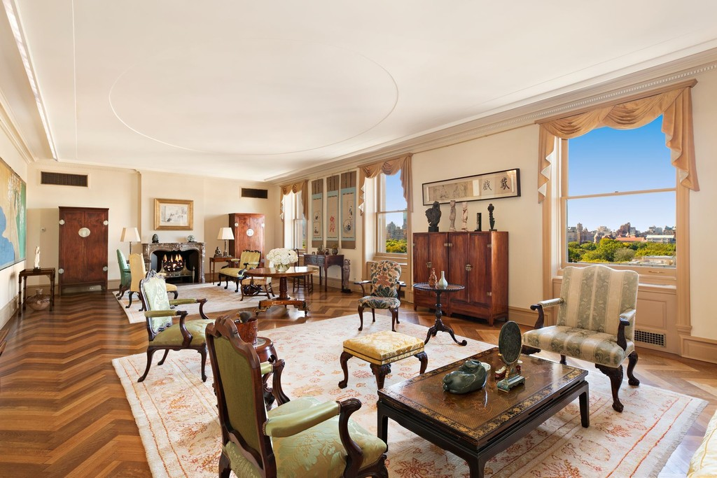 998 Fifth Avenue 11w New York New York United States Luxury Home