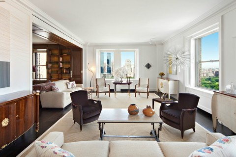 Co Op For At Pierre Hotel Perfection 795 Fifth Avenue Apt 30 31