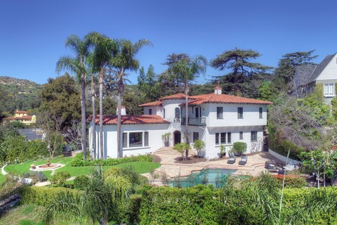 Los Feliz Los Angeles California United States Luxury Real Estate