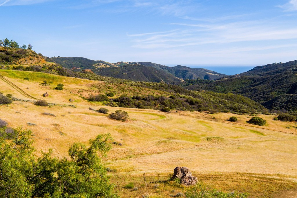 12470 East Yerba Buena Malibu California 90265 Land for Sale