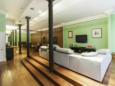 Nhà tập thể for sales at 3,000+/- SF Palatial Historical Loft 84 Thomas Street #2, New York, New York 10013 Hoa Kỳ