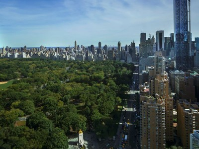 Condominium for sales at Magnificent Duplex at 25 Columbus Circle New York, New York 10019 United States