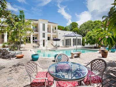 Maison unifamiliale for sales at AQUALANE SHORES 1825  4th St  S Naples, Florida 34102 États-Unis