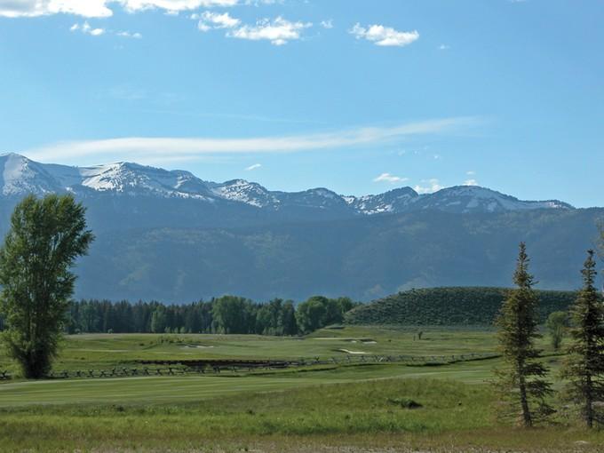 Terreno for sales at Cabin Lot in 3 Creek Ranch 2785 W Marsh Hawk Ln South Jackson Hole, Wyoming 83001 Estados Unidos