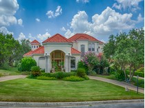 Maison unifamiliale for sales at Beautiful Home in The Dominion 8 Bishops Green  The Dominion, San Antonio, Texas 78257 États-Unis