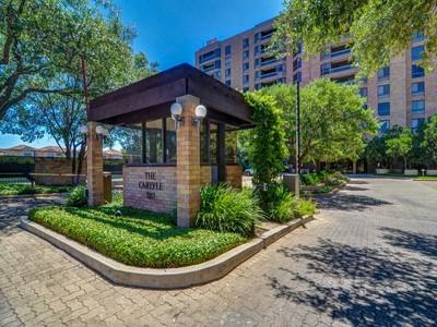 Condominium for sales at Penthouse Unit in Carlyle Condominium 7887 Broadway St 1104 San Antonio, Texas 78209 United States