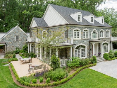 Single Family Home for sales at Langley Ridge 7811 Langley Ridge Rd McLean, Virginia 22102 United States