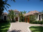 Single Family Home for  sales at OLD NAPLES 605  Palm Cir  E Naples, Florida 34102 United States