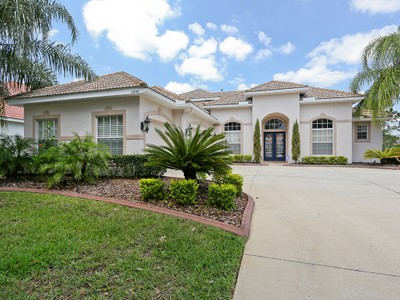 Single Family Home for sales at ARBOR GREENE 10258  Estuary Dr Tampa, Florida 33647 United States