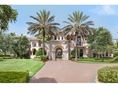 Single Family Home for sales at PELICAN MARSH - ESTATES AT BAY COLONY GOLF CLUB 9675  Mashie Ct Naples, Florida 34109 United States