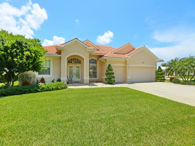 Single Family Home for sales at LAKES OF JACARANDA 750  Thistlelake Dr Venice, Florida 34293 United States