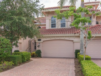 Townhouse for sales at FIDDLER'S CREEK - SERENA 3164  Serena Ln 102 Naples, Florida 34114 United States