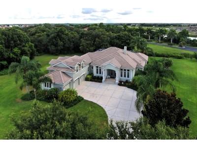 Einfamilienhaus for sales at CYPRESS CREEK ESTATES 6107  8th Avenue Dr  NE Bradenton, Florida 34212 Vereinigte Staaten
