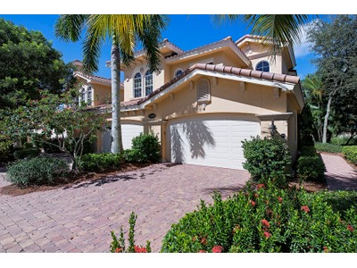 Кооперативная квартира for sales at FIDDLER'S CREEK - CHERRY OAKS 3289  Club Center Blvd 202 Naples, Флорида 34114 Соединенные Штаты