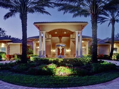 Maison unifamiliale for sales at 7619 Saratoga Ln, Parkland, FL 33067 7619  Saratoga Ln Parkland, Florida 33067 États-Unis