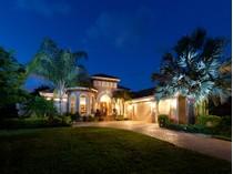 Single Family Home for sales at PRESERVE AT HERON LAKE 7475  Preservation Dr   Sarasota, Florida 34241 United States