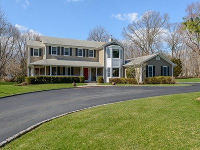 Single Family Home for sales at Colonial 99 Lawrence Hill Rd Cold Spring Harbor, New York 11724 United States