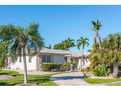 Single Family Home for sales at MARCO ISLAND - POLYNESIA 290  Polynesia Ct  Marco Island, Florida 34145 United States