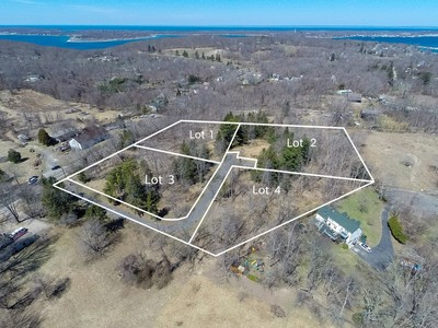 Land for sales at Land 56-60 N Menantic Rd Shelter Island, New York 11964 United States