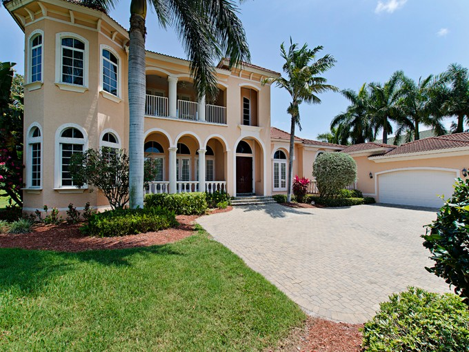 Single Family Home for sales at MARCO ISLAND 1570  Doxsee Marco Island, Florida 34145 United States